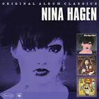 Original Album Classics [Slipcase] by Nina Hagen (CD, Jan-2012, 3 Discs, Columbia (USA))