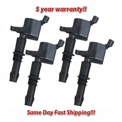 Lincoln OEM Quality Ignition Coil 8 pcs for 2004-2010 Ford High Performance
