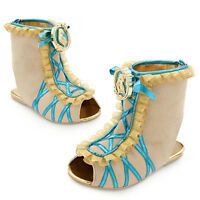 Disney Store Princess Pocahontas Costume Shoes Girls Indian 9/10 2/3