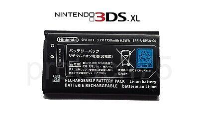 Batterie Nintendo 3ds Xl D Origine Spr 003 3 7v 1750mah Rechargeable N3dsxl Ebay
