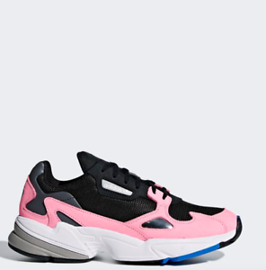 newest c975e 15676 Image is loading Adidas-Falcon-Running-Retro-Ugly-Shoes-Sneakers-B28126-