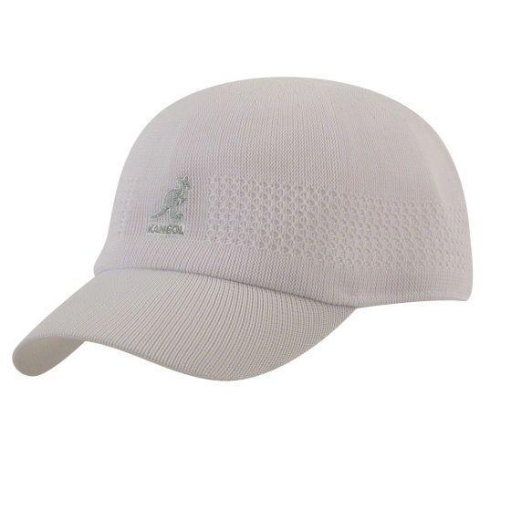 Kangol White Tropic Ventair Spacecap 1456BC S  3812a5801842