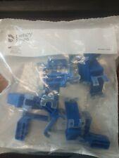 Dentsply Xcp Ds Fit Sensor Holder Dental Xray Anterior Biteblock Pack Of 10 Blue
