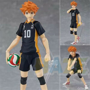 Figma-Haikyuu-Hinata-Syouyou-Movable-PVC-Action-Figure-Toy-14cm-Statue-In-Box
