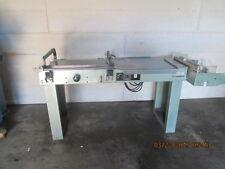 Weldotron Model 6302 Semi Automatic L Bar Sealer Shrink Wrapping Machine