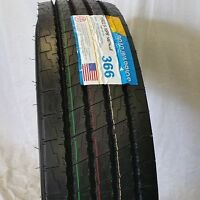 (1-tire) 255/70r22.5 Rw Lm216 1 Heavy Duty 16 Ply Free Shipping 255 70 22.5