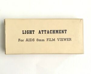 Light-Attachment-For-AIDS-8mm-Film-Viewer-L-200-Accessory