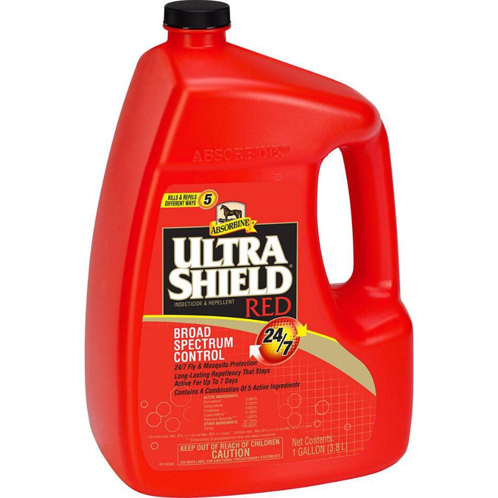 Absorbine Ultrashield Rojo insecticida & Repelente