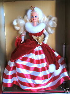 Poupee Bambola BARBIE muneca collection 1994 PEPPERMINT PRINCESS 13598