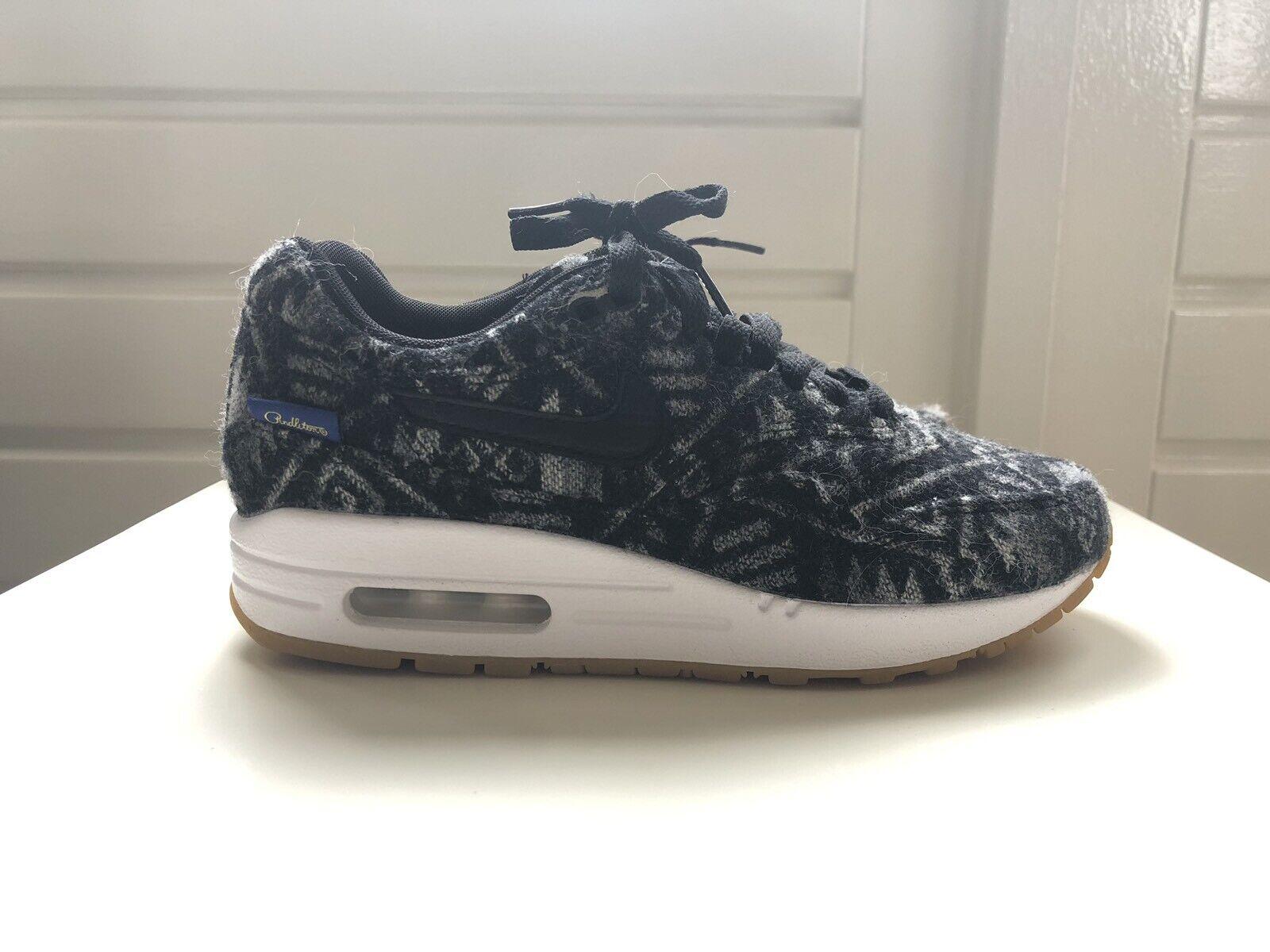 Nike Air max 1 Premium Pendleton Taille EU 36 (supreme, Off blanc)