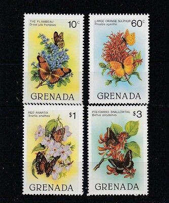 Grenada 1144/47 Postfrisch Tiere Briefmarken Schmetterlinge ..............................1/3871 Bereitstellung Von Annehmlichkeiten FüR Die Menschen; Das Leben FüR Die BevöLkerung Einfacher Machen