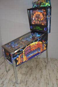 Medieval Madness Pinball LE Remake converted to Royal Edition