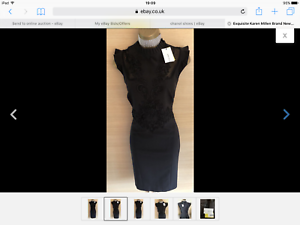 Karen millen dress new 16