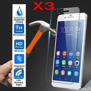 3x-For-Huawei-P10-P9-P8-lite-P10-Plus-P10-LITE-Tempered-Glass-Screen-Protector
