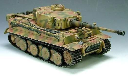 Hobby Master HG0102 Henschel Sd.Kfz.181 Tiger I, sPzKp Meyer Meyer Meyer  Strojoch , N°8 fd710d