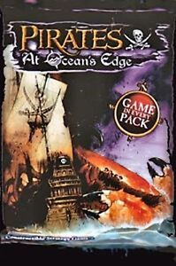 WIZKIDS-PIRATES-AT-OCEAN-S-EDGE-SEALED-BOOSTER-PACK-X-6