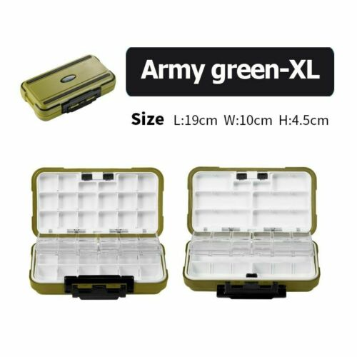 thermoplastic Portable Fishing Box Multifunctional Waterproof High Quality ABS