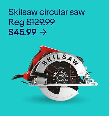 Skilsaw circular saw $45.99