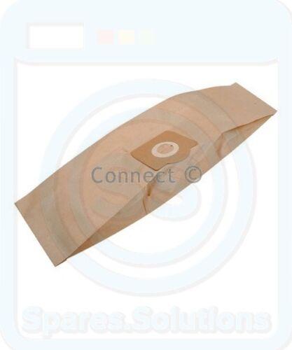 ZR81 Type Pack Of 10 Vacuum Cleaner Dust Bags for Rowenta RU46 RU46.5 RU461