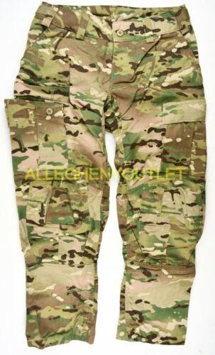 US Military Army Multicam Combat Pants Trousers LR Fire Resistant OCP Camo MINT