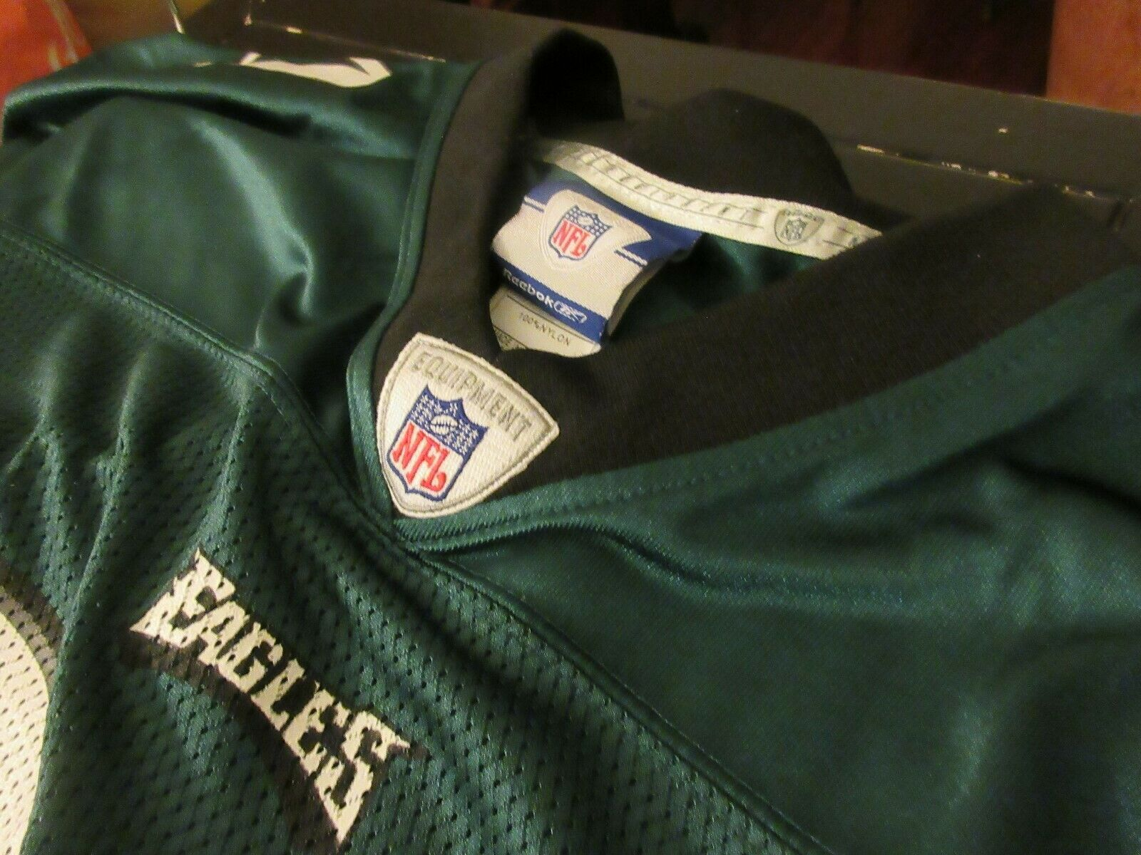 N.F.L., Football , TERRELL OWENS #81 , Preowned Jersey