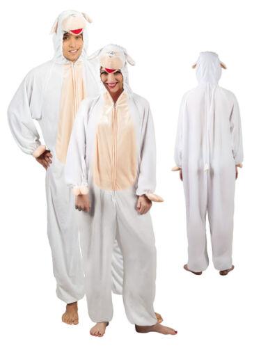 """Costume pour adultes /""""Mouton/"""" peluche Fête Costume"""