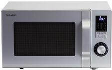 Mikrowelle mit Grill Sharp R644S Garraum: 23 Liter 900 W 5 Stufen Grill 1000 W