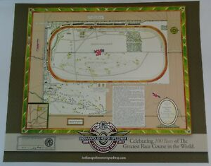 Indianapolis-Motor-Speedway-2009-2011-Centennial-Era-Celebrating-100-year-Poster
