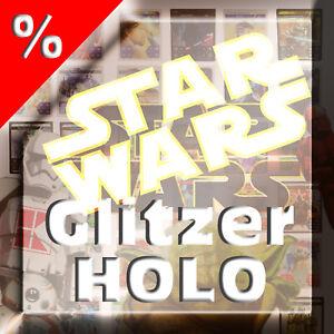 Holo-Glitzer-STAR-WARS-1-48-Auswahl-Sammelkarten-Kaufland-Karten-Angebot-WOW