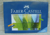 Faber Castell Set of 72 Half Stick Pastels Craft Supplies