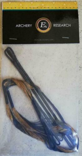 CABLE-pair crs-090k Crossbow GHIGLIOTTINA X 2 String dampener EK Archery