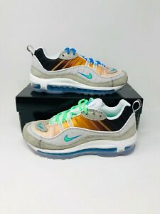 timeless design 71c09 2d909 Image is loading Nike-Air-Max-98-OA-On-Air-NYC-