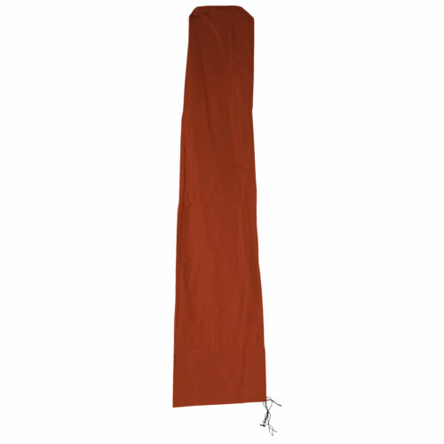 Custodia Protettiva MCW per ombrellone fino a 3,5 M Abdeckhülle COVER TERRACOTTA