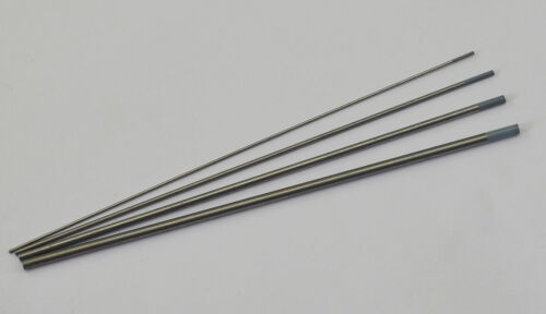 2/% Ceriated WC20 TIG Tungsten Electrode Assorted Size 1.0mm 1.6mm 2.4 3.2mm,4PK