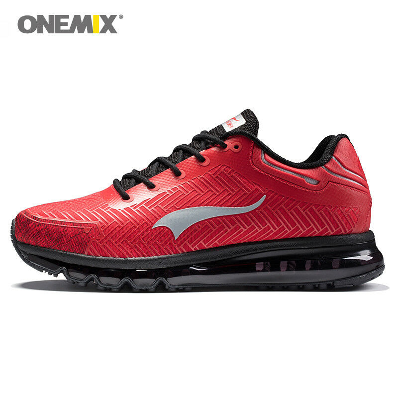 Man Running shoes Lightweight Sport shoes Max Cushion Fitness Run Trainer Jogging