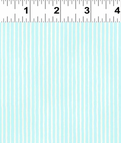 Guess How Much I Love You Blue /& White Stripes Fabric FQ More 100/% Cotton