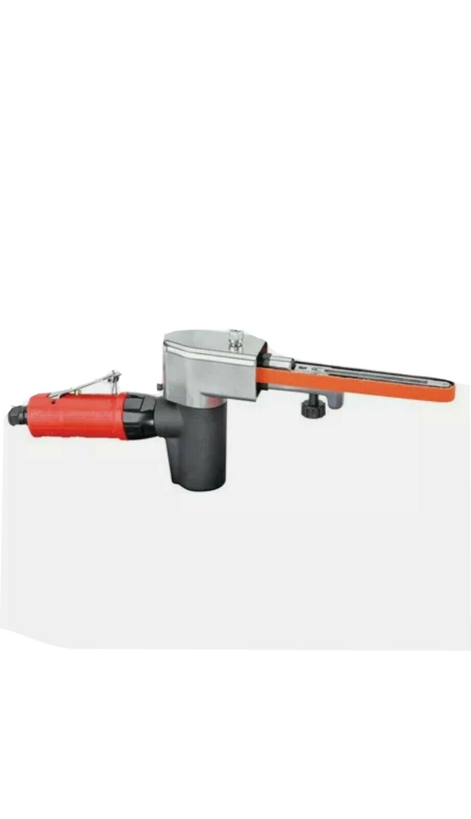 DYNABRADE 18100 Autobrade Red Abrasive Belt Tool. Buy it now for 300.95