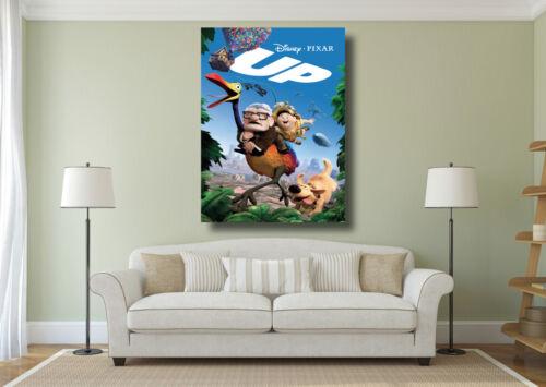 Disney UP Movie Poster Kids Classic Cinema Large Wall Art Print - A0 ...
