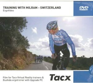New-TACX-Film-Video-DVD-Training-with-Milram-Pro-Cycling-Team-Switzerland-Ride