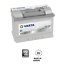 BATTERIA-77Ah-780A-SILVER-DYNAMIC-DX-E44-278x175x190-VARTA miniatura 2