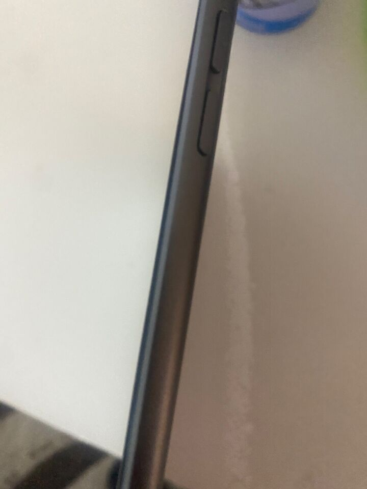 iPad Air 3, 64 GB, sort
