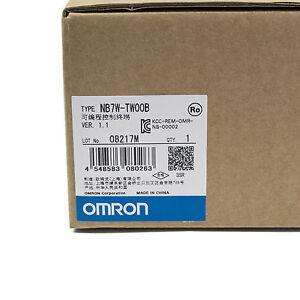 Omron HMI NB7W-TW00B NB7WTW00B New In Box Free shipping
