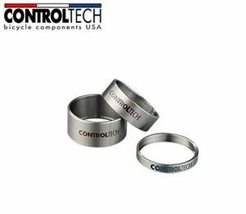 """Steer tube 10mm 1 1//8/"""" ControlTech Titanium Spacer for 31.8"""