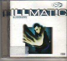 (DG856) Illmatic, Illastration - 1998 CD