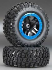 Traxxas Slash 2WD/4X4 BF Goodrich Mud Terrain Tire/Split-Spoke Wheel TRA5883A
