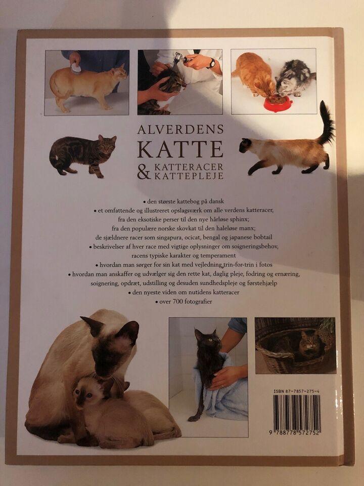 Katte, katteracer og kattepleje, Alan Edwards
