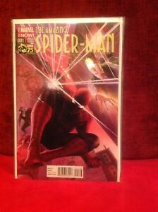 AMAZING-SPIDER-MAN-VOL-3-MARVEL-NOW-1-ALEX-ROSS-VARIANT-1-in-75-MARVEL-COMICS