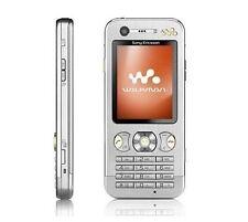 SONY ERICSSON 3G W890i silver Slim walkman QUAD GSM Free shipping
