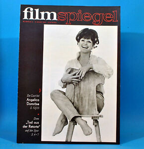 DDR-Filmspiegel-5-1969-Angelica-Domrose-Harry-Hindemith-Pierre-Brice-Ch-Heston