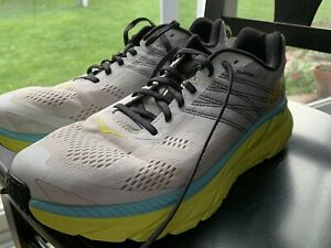 Hoka-One-One-Clifton-6-Men-039-s-Size-US-12-D-Running-Shoes